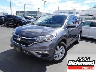 Used 2016 Honda CR-V EX AWD for sale in Richmond, BC