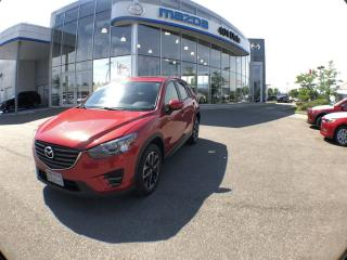 Used 2016 Mazda CX-5 GT, ONE OWNER, NO ACCIDENTS, 1.9% AVAILABLE for sale in Mississauga, ON