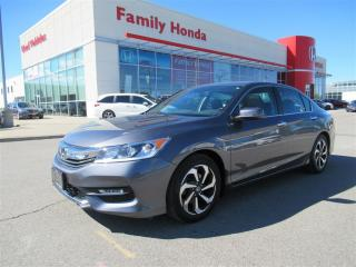 Used 2016 Honda Accord EX-L, LEATHER, BACK UP CAM! for sale in Brampton, ON