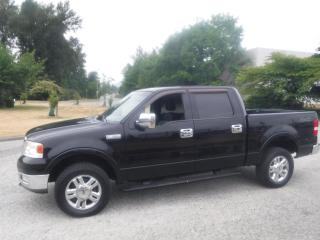 Used 2004 Ford F-150 Lariat SuperCrew Short Box 4WD for sale in Burnaby, BC