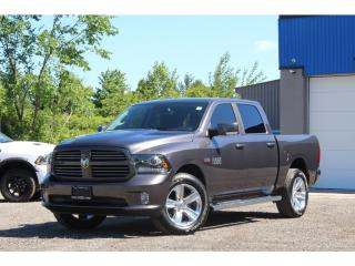 Used 2017 RAM 1500 SPORT for sale in Mississauga, ON