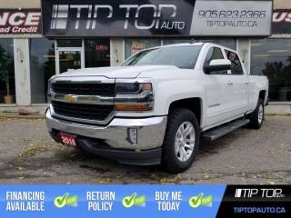 Used 2016 Chevrolet Silverado 1500 LT ** Remote Start, Backup Camera, Heated Seats ** for sale in Bowmanville, ON