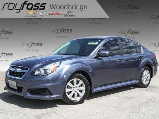 Used 2013 Subaru Legacy 2.5I for sale in Woodbridge, ON