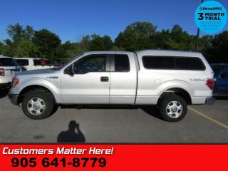 Used 2014 Ford F-150 XLT  EXTENDED 5.0L 4X4 BLUETOOTH POWER GROUP for sale in St Catharines, ON