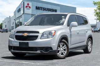 Used 2012 Chevrolet Orlando LT for sale in Mississauga, ON