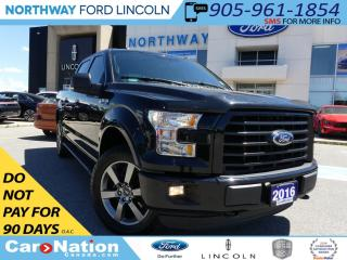 Used 2016 Ford F-150 XLT | NAV | REAR CAM | 4X4 | for sale in Brantford, ON