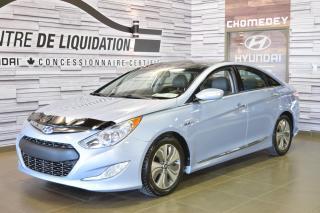 Used 2013 Hyundai Sonata Hybride LTD for sale in Laval, QC