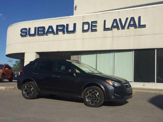 Used 2014 Subaru XV Crosstrek 2.0i Limited Awd **Cuir et Navigation ** for sale in Laval, QC