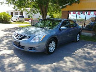 Used 2011 Nissan Altima 2.5 S for sale in Barrie, ON