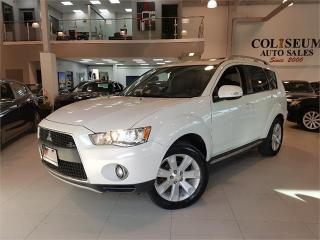 Used 2010 Mitsubishi Outlander GT for sale in York, ON