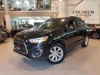 Used 2015 Mitsubishi RVR GT for sale in York, ON