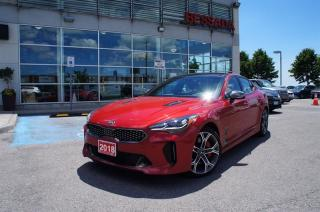 Used 2018 Kia Stinger GT Limited for sale in Pickering, ON