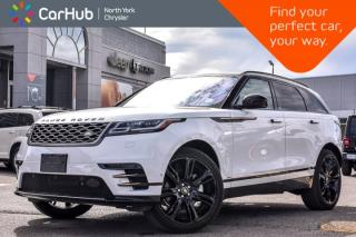 Used 2018 Land Rover RANGE ROVER VELAR R-Dynamic HSE AWD|Meridian Audio|Pano_Sunroof for sale in Thornhill, ON