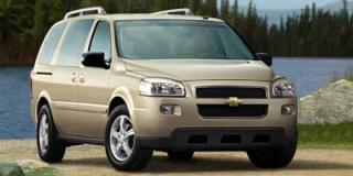 Used 2008 Chevrolet Uplander LS for sale in Bolton, ON