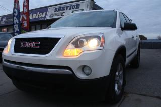 Used 2009 GMC Acadia FWD 4dr SLE for sale in Etobicoke, ON