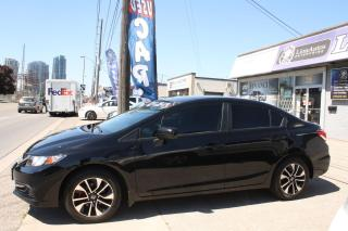 Used 2014 Honda Civic Sedan 4dr Man EX for sale in Etobicoke, ON