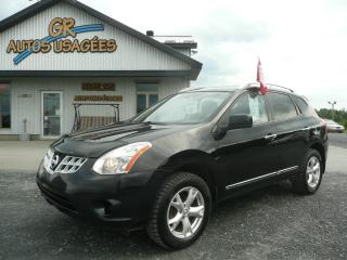 Used 2011 Nissan Rogue Traction intégrale 4 portes SV for sale in East Angus, QC