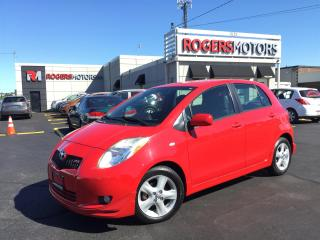 Used 2008 Toyota Yaris RS -HATCH - POWER PKG for sale in Oakville, ON