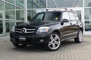 Used 2011 Mercedes-Benz GLK350 4MATIC *Sport Package* for sale in Vancouver, BC