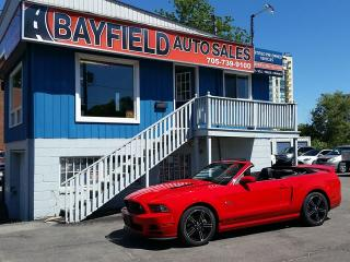 Used 2014 Ford Mustang GT for sale in Barrie, ON