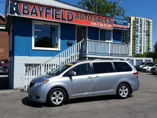 Used 2012 Toyota Sienna LE for sale in Barrie, ON