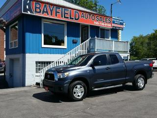 Used 2007 Toyota Tundra SR5 Double Cab TRD Off Road 4x4 **Only 132k** for sale in Barrie, ON
