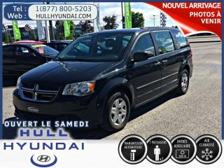 Used 2012 Dodge Grand Caravan Se, 7 Passagers for sale in Gatineau, QC