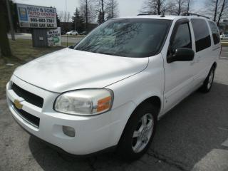 Used 2006 Chevrolet Uplander LT***Clean NO ACCIDENTS + FREE 6M Warranty*** for sale in Ajax, ON