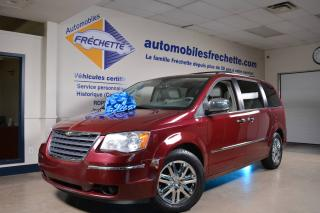 Used 2009 Chrysler Town & Country Limited 4.0L Nav Caméra Toit Bluetooth for sale in Laval, QC