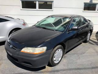 Used 2001 Honda Accord Coupé 2 Portes for sale in Sorel-Tracy, QC