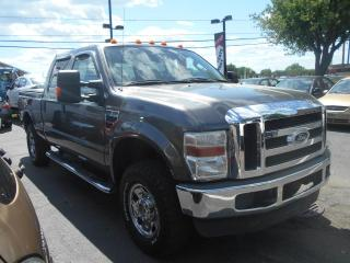Used 2008 Ford F-250 4 RM, Cabine multiplaces 156 po, XL for sale in Sorel-Tracy, QC