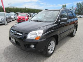 Used 2010 Kia Sportage LX /  ONE OWNER / LOW MILEAGE for sale in Newmarket, ON