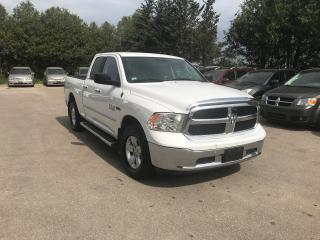 Used 2014 RAM 1500 SLT plus $200 for sale in Waterloo, ON