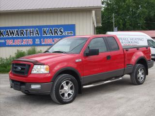 Used 2005 Ford F-150 FX4 for sale in Fenelon Falls, ON