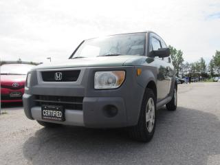 Used 2005 Honda Element LX AWD / SERVICE HISTORY / GREAT UTILITY VEHICLE for sale in Newmarket, ON