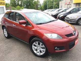 Used 2008 Mazda CX-7 GT/ AWD/ LEATHER/ SUNROOF/ ALLOYS/ LOADED! for sale in Scarborough, ON