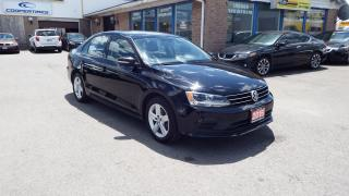 Used 2015 Volkswagen Jetta Trendline/BACKUP CAMERA/BLUETOOTH/IMMACULATE$13500 for sale in Brampton, ON