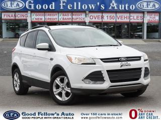 Used 2016 Ford Escape SE MODEL, REARVIEW CAMERA, 2 LITER ECOBOOST for sale in North York, ON