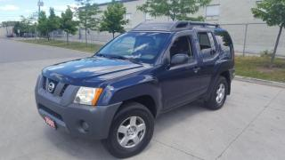 Used 2007 Nissan Xterra 4X4, 4 Door, Auto for sale in North York, ON