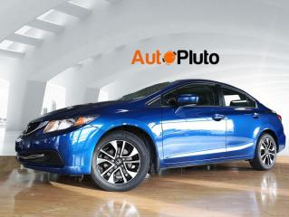 Used 2014 Honda Civic EX for sale in North York, ON