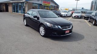Used 2014 Honda Accord EX-L/NO ACCIDENT/SINGLE OWNER/IMMACULATE$17999 for sale in Brampton, ON