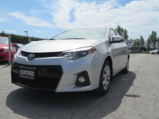 Used 2016 Toyota Corolla S MODEL / LOW MILEAGE/ BAL OF FACTORY WARRANTY for sale in Newmarket, ON