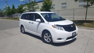 Used 2011 Toyota Sienna 7 Pass, Automatic, 3/Y warranty available for sale in North York, ON
