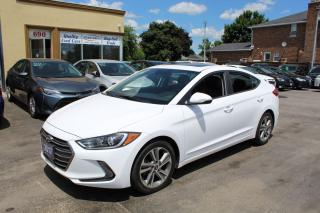Used 2017 Hyundai Elantra SE Leather Sunroof Loaded for sale in Brampton, ON