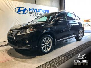 Used 2015 Lexus RX 350 AWD SPORT APPARENCE PACK + CUIR + MAGS + for sale in Drummondville, QC