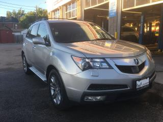 Used 2010 Acura MDX Elite Pkg for sale in York, ON
