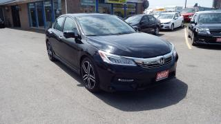 Used 2017 Honda Accord Touring/NAVI/SUNROOF/BACKUP CAMERA/$$21999 for sale in Brampton, ON