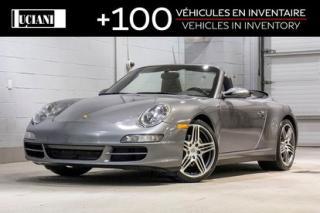 Used 2006 Porsche 911 Carrera 4 for sale in Montréal, QC
