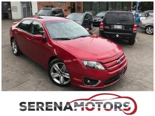 Used 2012 Ford Fusion SE | SUNROOF | BLUETOOTH | ONE OWNER | LOW'S KMS ! for sale in Mississauga, ON