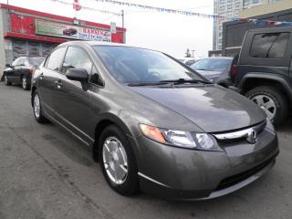 Used 2008 Honda Civic DX-G for sale in Brampton, ON